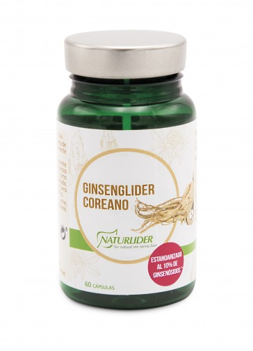 GINSENG COREANO STD 60 Vcaps